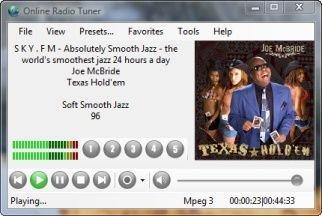 Online Radio Tuner 2.1.4.0