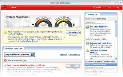 System Mechanic 9.0.2.2