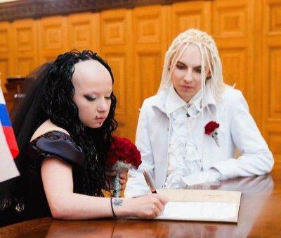 Неформальная свадьба (11 фото)
