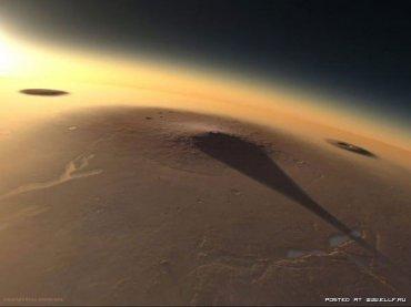 Утро на Марсе (фото)