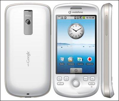 Продано более миллиона смартфонов HTC Magic
