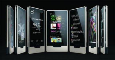 Плеер Zune HD появится в продаже 15 сентября