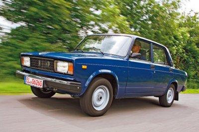 В Германии начали продавать Lada-2107
