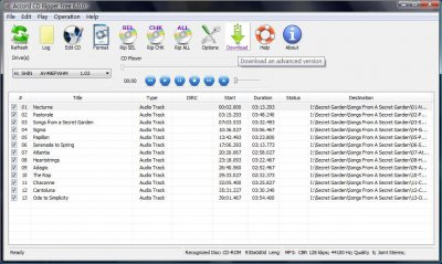 Accord CD Ripper Free 6.1.1