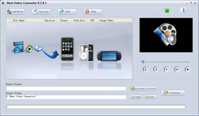 Next Video Converter 2.9.0