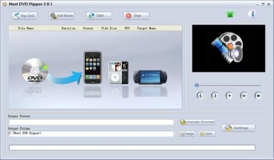 Next DVD Ripper Free 2.8.0