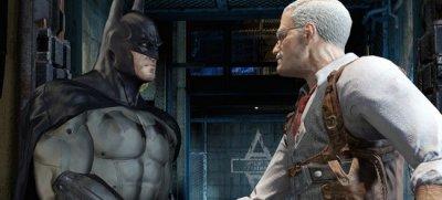 Batman: Arkham Asylum - хит?
