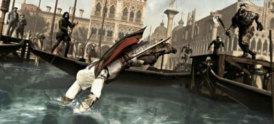 Ubi: Assassin's Creed II сможет противостоять Modern Warfare 2
