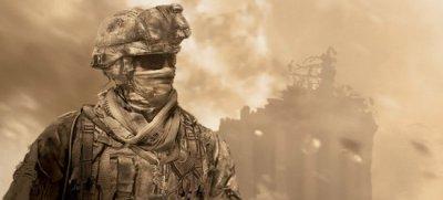 Стрельба с двух рук в Modern Warfare 2