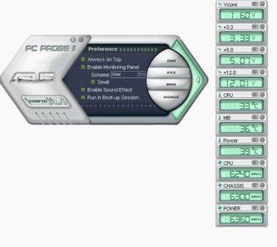ASUS PC Probe II 1.04.76