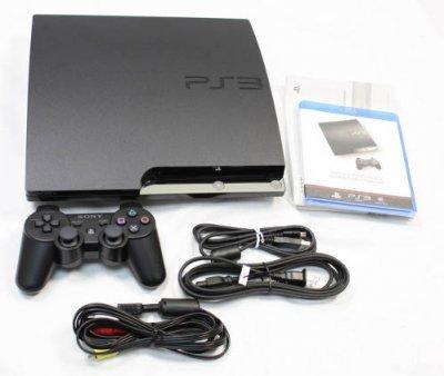 Sony PlayStation 3 Slim: компактная снаружи, какая же внутри?