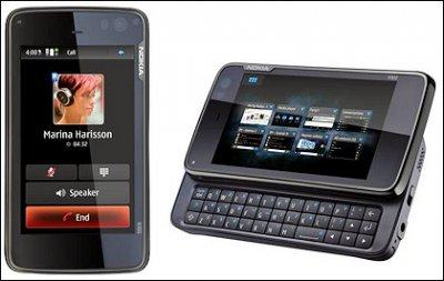 Nokia N900: первый интернет-планшет финской компании с поддержкой сотовых сетей (+видео)