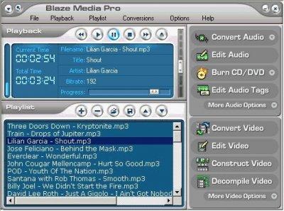 Blaze Media Pro 9.01