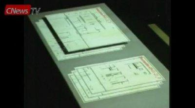 Интерактивный интерфейс, которому не нужен монитор