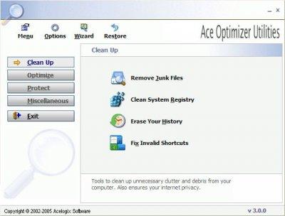 Ace Utilities 5.1.0 build 465 Final
