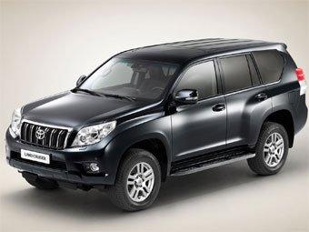 Toyota показала новый Land Cruiser Prado