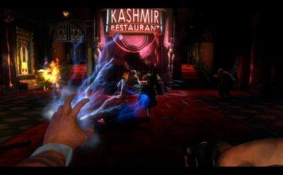 Трейлер мультиплеера Bioshock 2