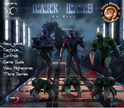 Dark Base 2: The Hive