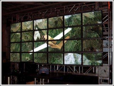 Технология ATI Eyefinity позволит подключать к одной видеокарте до шести мониторов (+видео)
