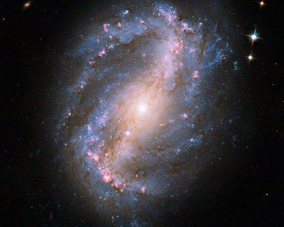 Первые снимки телескопа Хаббл после ремонта