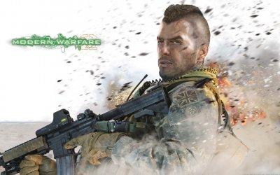 Геймплей мультиплеера Call of Duty:Modern Warfare 2