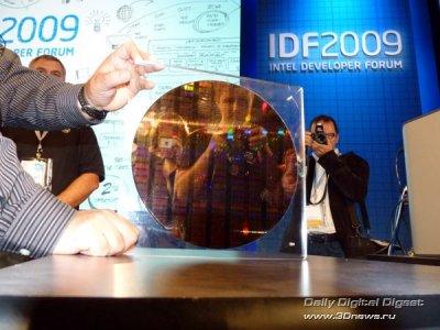 IDF 2009: за горизонтом новых технологий (+6 видео)
