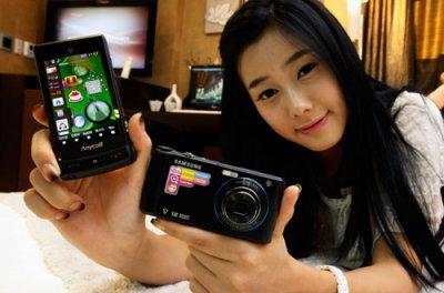 Первый в своем роде Samsung AMOLED 12M