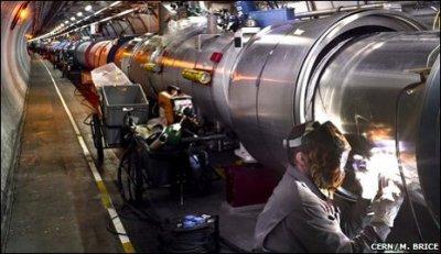 Защитная система Большого адронного коллайдера обновлена