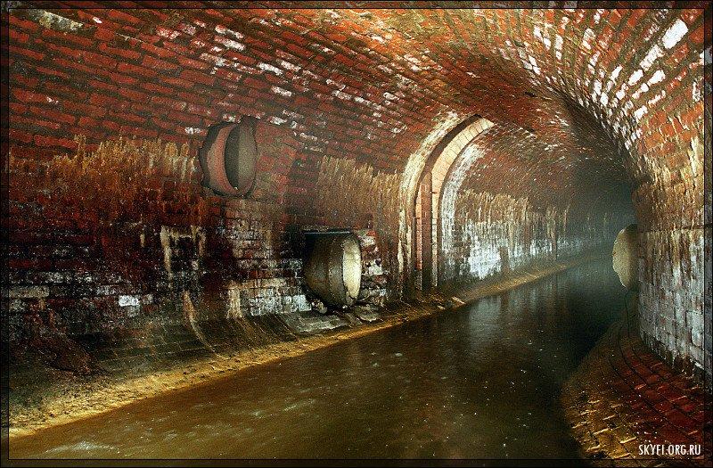 Долгий путь воды в Москву.