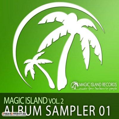 Magic Island Vol. 2 (Album Sampler 01) (2009)