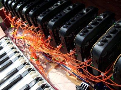 История электронных инструментов