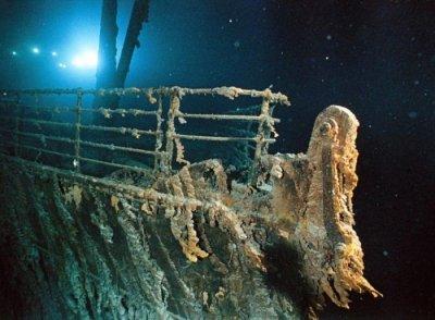 Экскурсия по Титанику (9 фотографий)