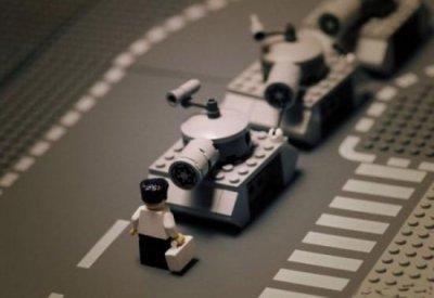 Жизнь глазами LEGO