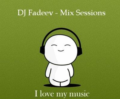 DJ Fadeev - Mix Session 7 (deep techno)