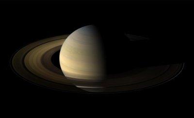 Равноденствие на Сатурне