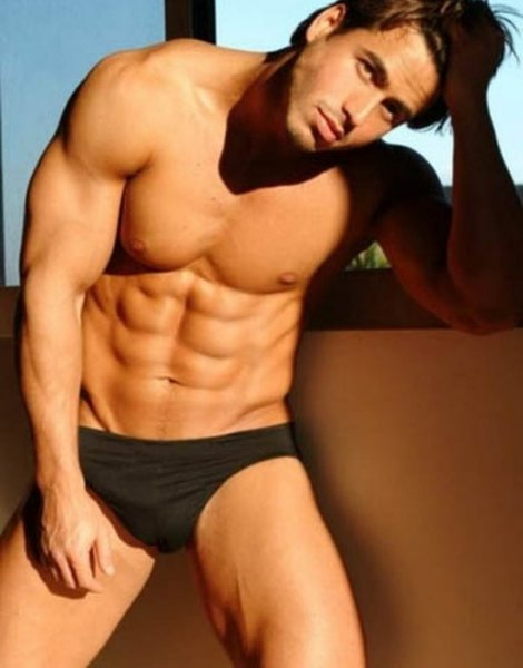 смотреть фото мускулистых парней