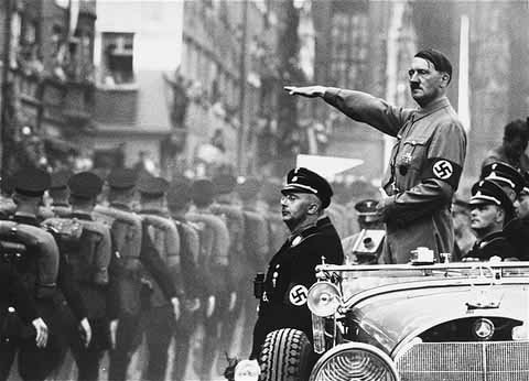 reasons why adolf hitler is the main figure that caused world war ii