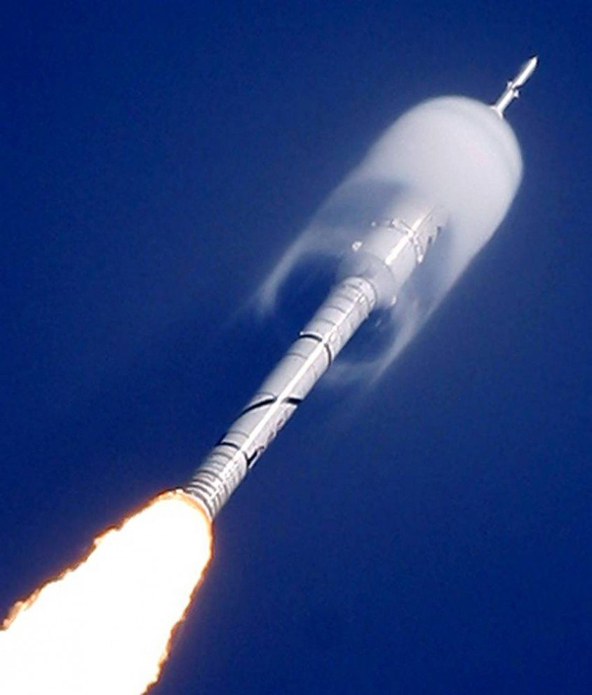 Запуск ракеты в космос