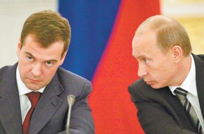 Медведев порекомендовал Горбачеву перечитать Путина