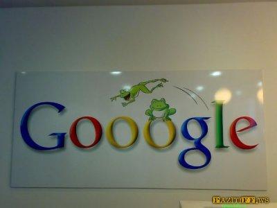 Офис Google во Франции (17 фото+текст)