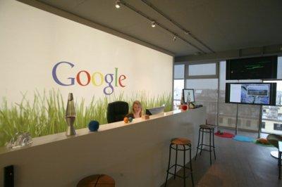 Офис Google в Санкт-Петербурге