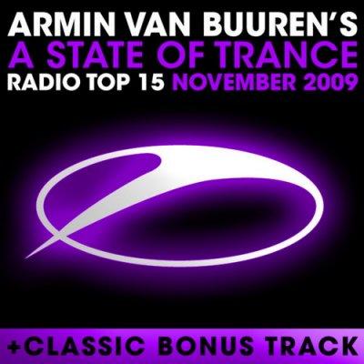 Armin Van Buuren - A State Of Trance Radio Show Top 15 November 2009
