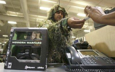 Call of Duty: Modern Warfare 2 заработала $550 млн за пять дней