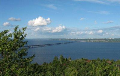 Новый мост через Волгу в Ульяновске откроют 26 ноября