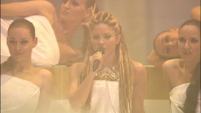 Shakira - Did it Again (Live MTV EMA)