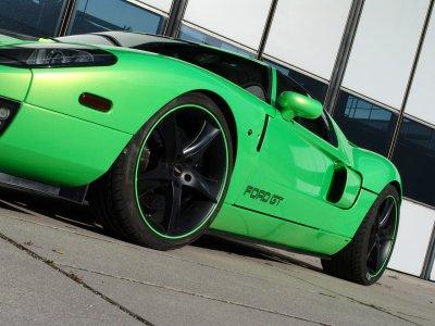 Эпохальный Ford GT удостоился внимания тюнеров из Geiger Cars