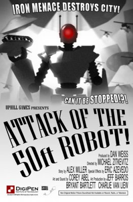 Independent Games :: Attack of the 50ft Robot