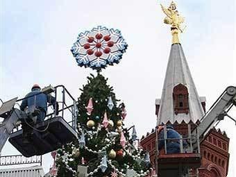 10-дневные новогодние каникулы сохранятся до 2012 года