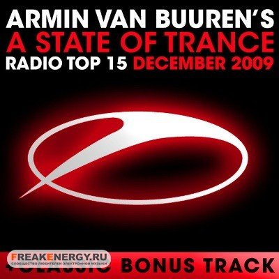 A State Of Trance Radio Top 15 December (2009)
