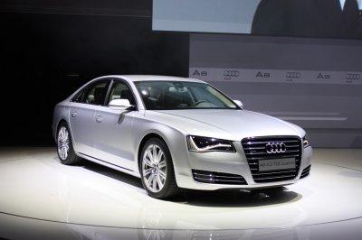 В Майями состоялась мировая премьера нового Audi A8